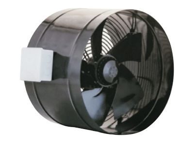 Round Duct Fans